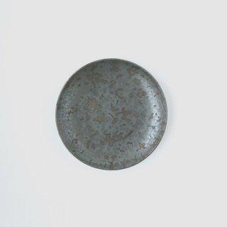 ONE KILN CERAMICS_Round plate M(Ash)