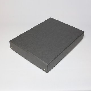 N. _A4 BOX(DARK GRAY)