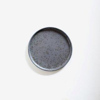 ONE KILN CERAMICS_Flat plate M(Ash)