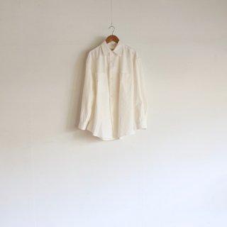 THE HINOKI_オーガニックコットンルーズフィットシャツ