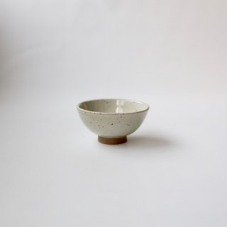 ONE KILN CERAMICS_CULTIVATE RICE BOWL S(飯碗)(RF_White)