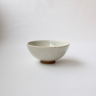 ONE KILN CERAMICS_CULTIVATE RICE BOWL L(丼)(RF_White)