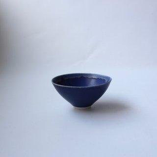EIJI MIYAKI _  Bowl (錆入りインディゴブルー: S )