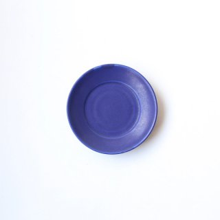 EIJI MIYAKI _  plate (インディゴブルー: S )