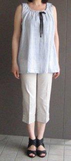 衿ぐり紐ブラウス(BL-0042)