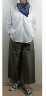 スキッパーシャツ(BL-0074)