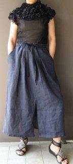 前裾スリット開きスカート(SK-0026)
