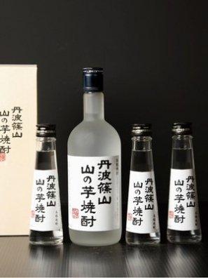 《五つ星ひょうご選定》山の芋焼酎® 大瓶 (720ml)