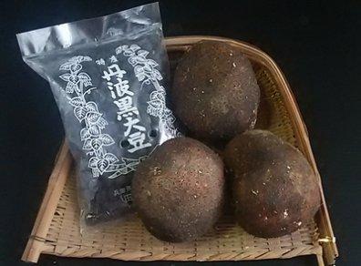 《ギフト用》丹波篠山産 山の芋・黒豆セット
