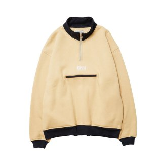<img class='new_mark_img1' src='//img.shop-pro.jp/img/new/icons1.gif' style='border:none;display:inline;margin:0px;padding:0px;width:auto;' />ENN HALF ZIP SWEAT