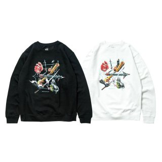 <img class='new_mark_img1' src='//img.shop-pro.jp/img/new/icons1.gif' style='border:none;display:inline;margin:0px;padding:0px;width:auto;' />THE SEVEN ARMS CREWNECK