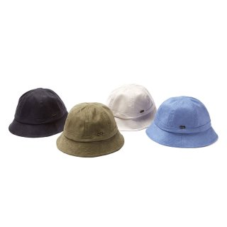 SUEDE FLAP HAT