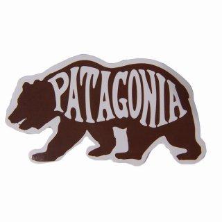 ステッカー Patagonia/パタゴニア Bear Heaven Sticker ベアヘブンステッカー