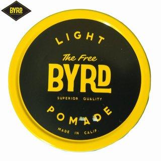 ヘアスタイリング ポマード BYRD/バード  ライトポマード ザ・フリー 70g