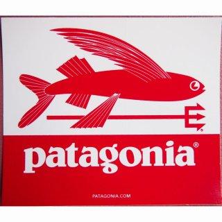 Patagonia/パタゴニア ステッカー トライデントフィッシュ