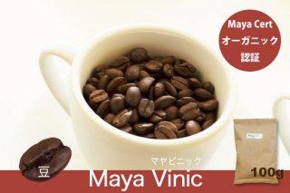 マヤビニック 100g 【豆のまま】  苦味と酸味のベストバランス