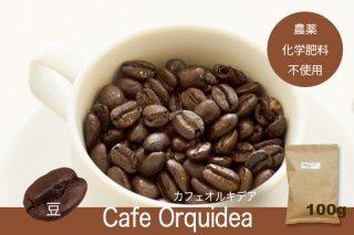 カフェオルキデア 100g 【豆のまま】 コクと苦味
