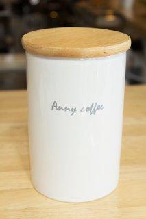 Anny coffee オリジナルキャニスター