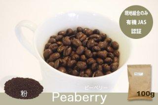 ピーベリー 100g 【粉】     上品な甘み・苦み・酸味