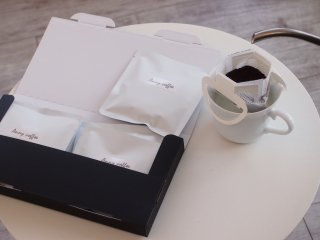 ネコポス限定【ドリップパック】カフェオルキデア  6ヶ入り    コクと苦味と酸味のベストバランス