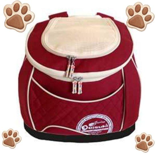 DAISUKI 猫用リュック型3Wayキャリーバッグ 4カラー+限定ブラック
