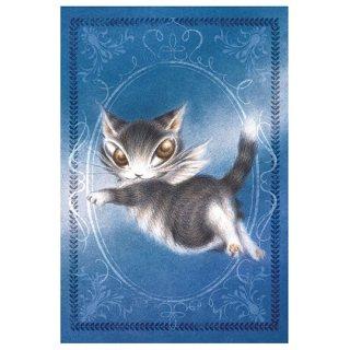 わちふぃーるど 猫のダヤン BABYダヤンポストカード エンジェル