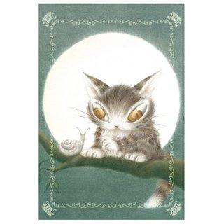 わちふぃーるど 猫のダヤン BABYダヤンポストカード 銀の道