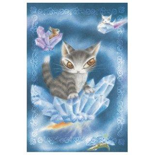 わちふぃーるど 猫のダヤン BABYダヤンポストカード クラスタ