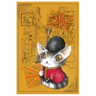 わちふぃーるど 猫のダヤン BABYダヤンポストカード ロンドン