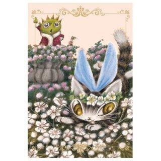 わちふぃーるど 猫のダヤン BABYダヤンポストカード フェアリー