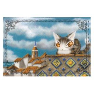 わちふぃーるど 猫のダヤン BABYダヤンポストカード エスパーニャ
