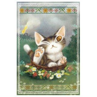 わちふぃーるど 猫のダヤン BABYダヤンポストカード バルト