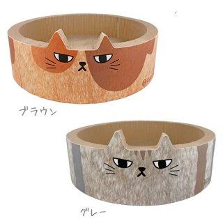 猫のくつろぎつめとぎ ふて猫 2カラー