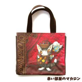 わちふぃーるど 猫のダヤン ミニポケットバッグ 2タイプ