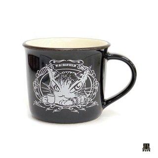 わちふぃーるど 猫のダヤン D'sコーヒーマグ 2カラー