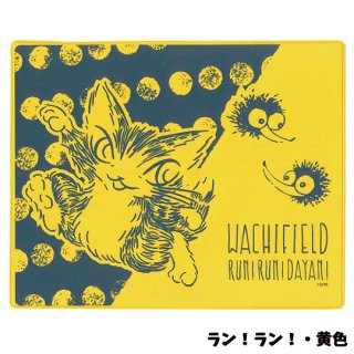 わちふぃーるど 猫のダヤン 通帳カバー 2タイプ