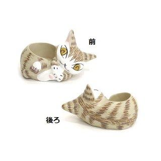 わちふぃーるど 猫のダヤン ハンコホルダー まるまり猫