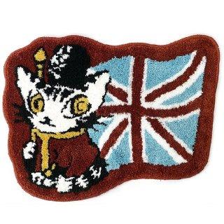 わちふぃーるど 猫のダヤン マルチマット ロンドン�