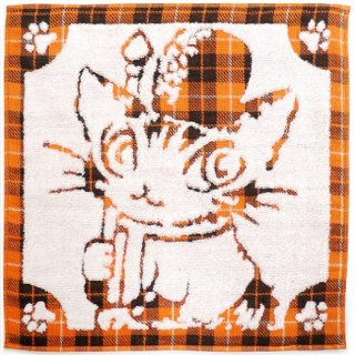 わちふぃーるど 猫のダヤン パイルガーゼW/T ロンドン�・赤系CK
