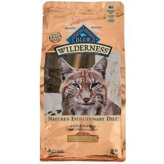 ブルー ウィルダネス 成猫用・体重管理用 チキン 0.91kg