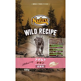 ニュートロ ワイルドレシピ アダルト チキン 1kg