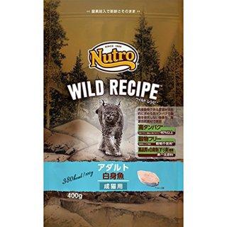 ニュートロ ワイルドレシピ アダルト 白身魚 1kg