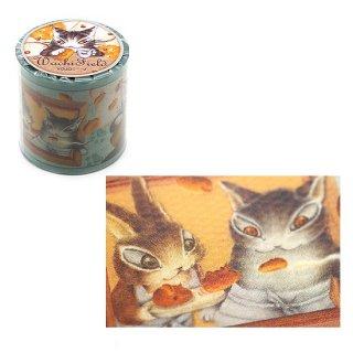 わちふぃーるど 猫のダヤン YOJOテープ おやつの時間