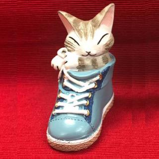 わちふぃーるど 猫のダヤン トレジャーボックス シューズベッド