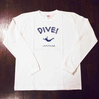 DIVE LOGO LONG Tee