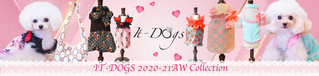 IT-DOGS 2020-21AW Collection