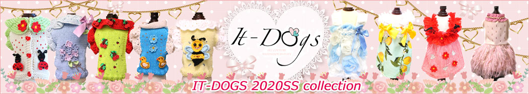 IT-DOGS 2020SS collection