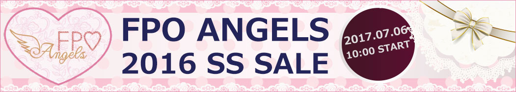 FPO ANGELS 2016 SS SALE