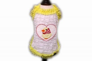 <img class='new_mark_img1' src='https://img.shop-pro.jp/img/new/icons20.gif' style='border:none;display:inline;margin:0px;padding:0px;width:auto;' />I CUTE DUCKIE CAMISOLE【FPO Angels】