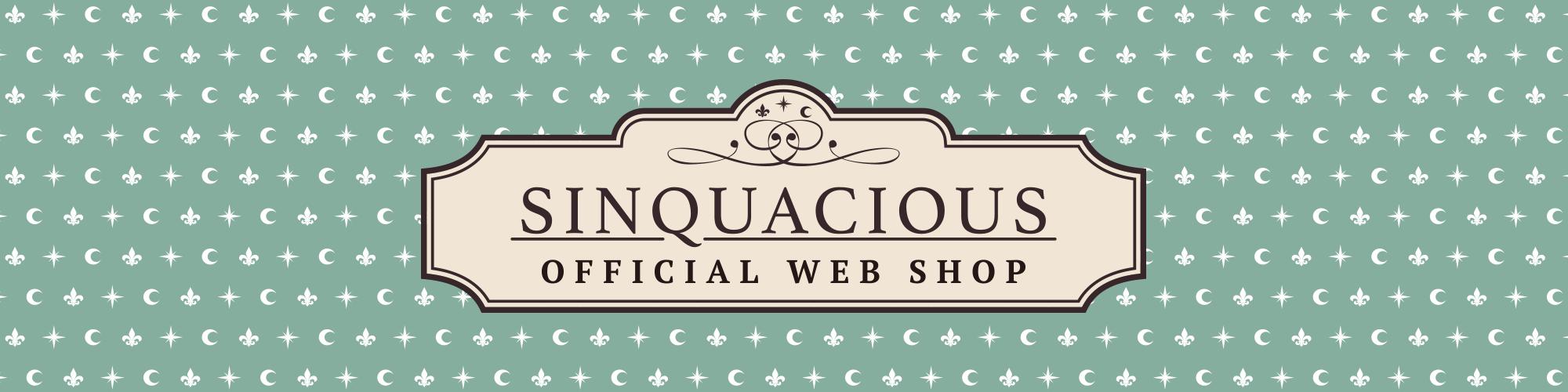 Sinquacious Official Web Shop